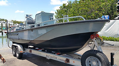 Boston Whaler 25' Guardian - Special Operations Military Boat