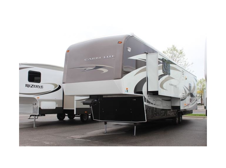 2010 Carriage Carri Lite M-37MSTR