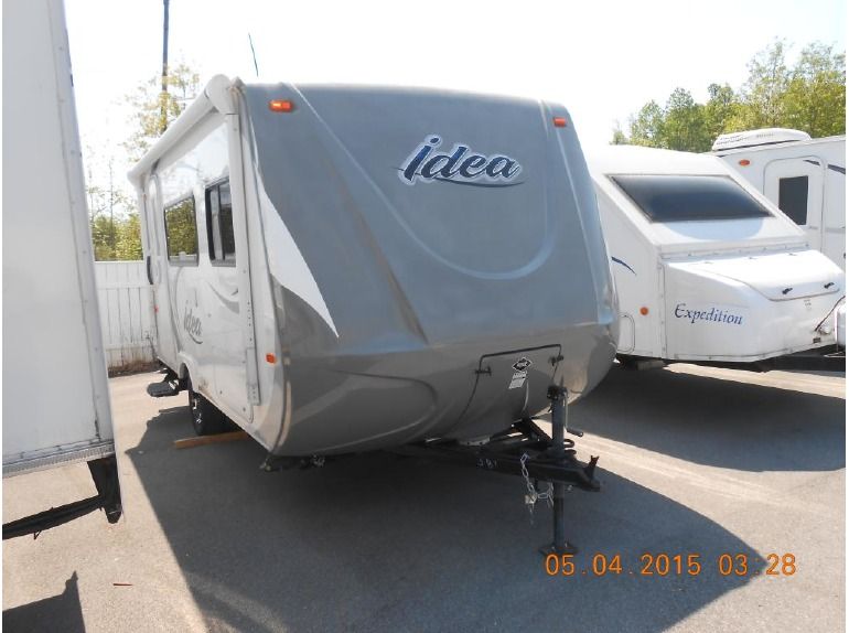 2013 Travel Lite Idea I15q