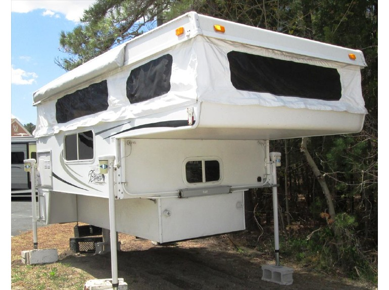 Truck Bed Campers For Sale Bed Dinette Used Campers