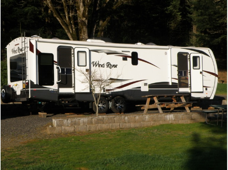 2013 Outdoors Rv Manufacturing Wind River