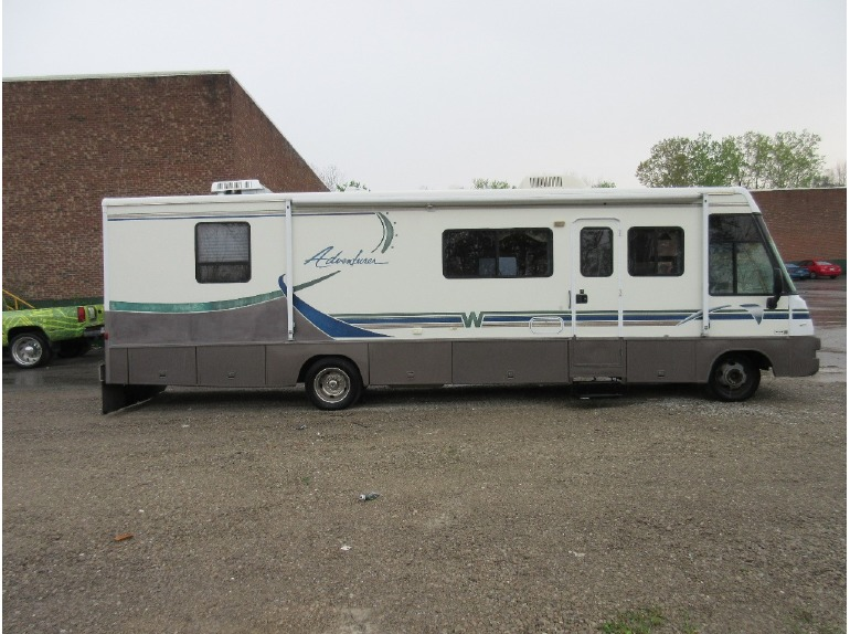 Winnebago Adventurer 34 Rvs For Sale In Indiana