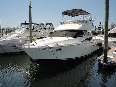 2007 Meridian 341 Sedan Bridge Motoryacht ** Super clean Boat A MUST SEE