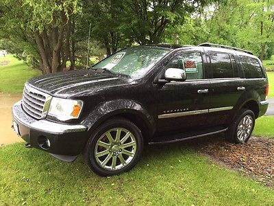 Chrysler : Aspen Limited 2008 limited hemi automatic awd suv