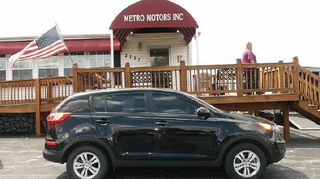 2012 Kia Sportage Base - Metro Motors, Springfield Missouri