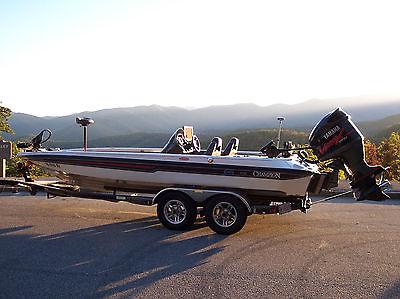 210 Elite Champion Bass Boat