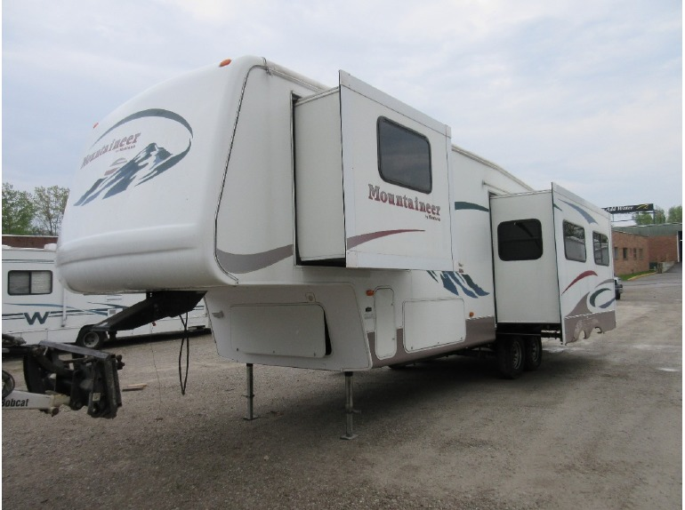 Indianapolis Rv Dealers >> Keystone Montana Mountaineer 297 Rks RVs for sale