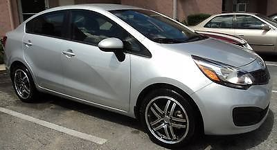 Kia : Rio LX 2015 kia rio lx clean title and 4137 miles
