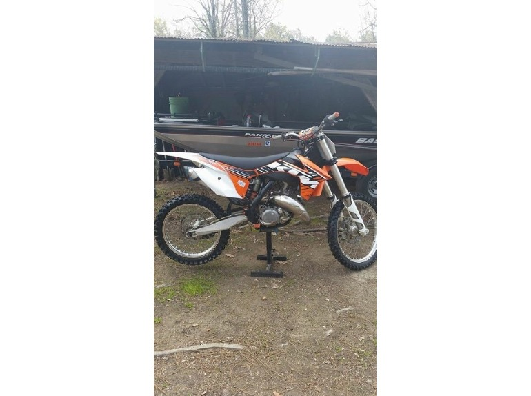 2012 KTM 125 SX