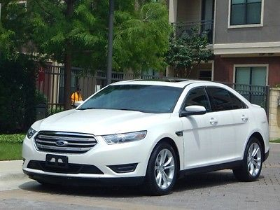 Ford : Taurus FreeShipping Taurus SEL ALL WHEEL DRIVE FLEX FUEL 21K Miles! SUNROOF! EXCELLENT CONDITION!