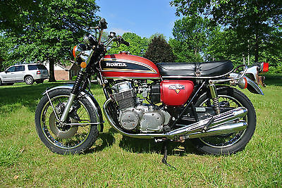 Honda Cb Cb750 Motorcycles For Sale In Indiana