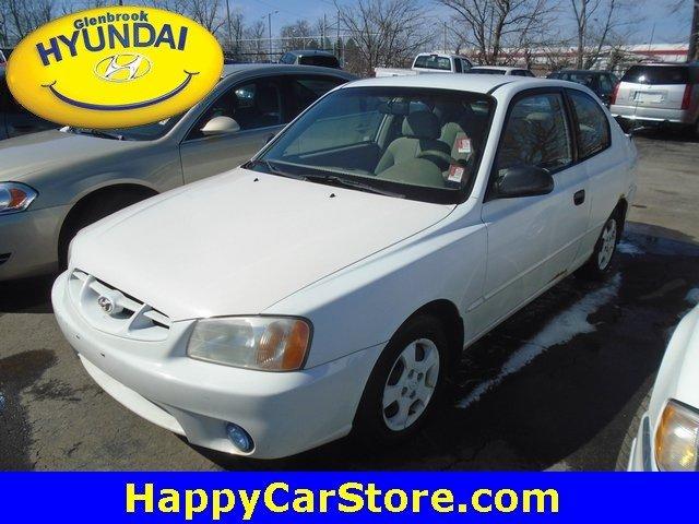 2000 Hyundai Accent GS Fort Wayne, IN