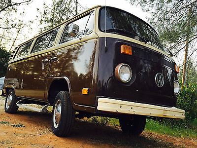 Volkswagen : Bus/Vanagon Vanagon 1978 vw vanagon