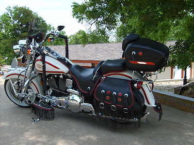 1997 harley davidson heritage softail motorcycles for sale. Black Bedroom Furniture Sets. Home Design Ideas