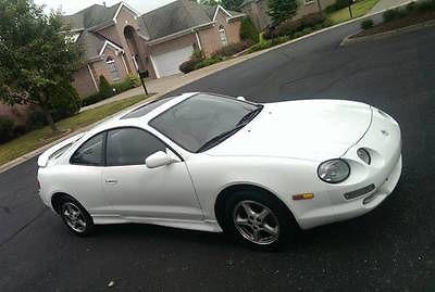 Toyota : Celica GT Liftback 1999 toyota celica gt hatchback 2 door 2.2 l