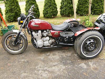Yamaha : XS 1979 vintage yamaha 1100 xs trike custom other fast loud race 3 nr low chopper