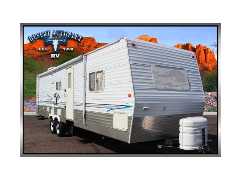 2006 Skyline Nomad 3150 Double Slide