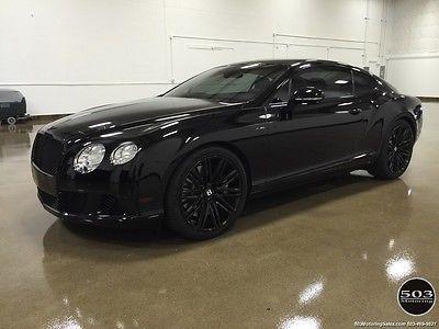Bentley : Continental GT Speed 2014 bentley continental gt speed automatic 2 door coupe