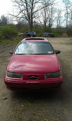 Ford : Taurus SHO 1993 ford taurus sho sedan 4 door 3.2 l
