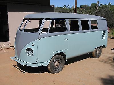 Volkswagen : Bus/Vanagon none 1959 volkswagen kombi bus