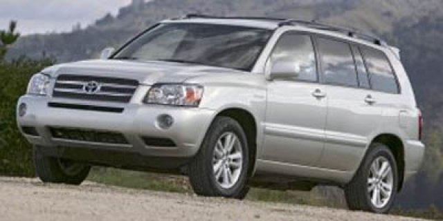 2006 Toyota Highlander Hybrid Schaumburg, IL