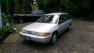 Ford : Escort LX Wagon 4-Door 1994 ford escort lx wagon 4 door 1.9 l