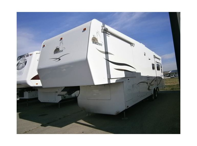 New Horizons Rvs For Sale