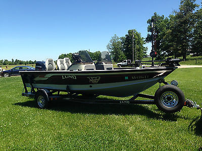 Lund 1800 Pro V Boats for sale
