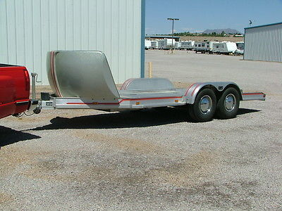 1994 All Aluminum Open Car Trailer with Airdam