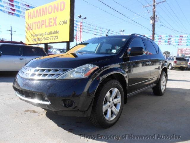 2007 nissan murano sl cars for sale. Black Bedroom Furniture Sets. Home Design Ideas