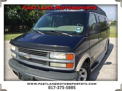 Chevrolet : Express 1500 Cargo 2002 chevrolet express