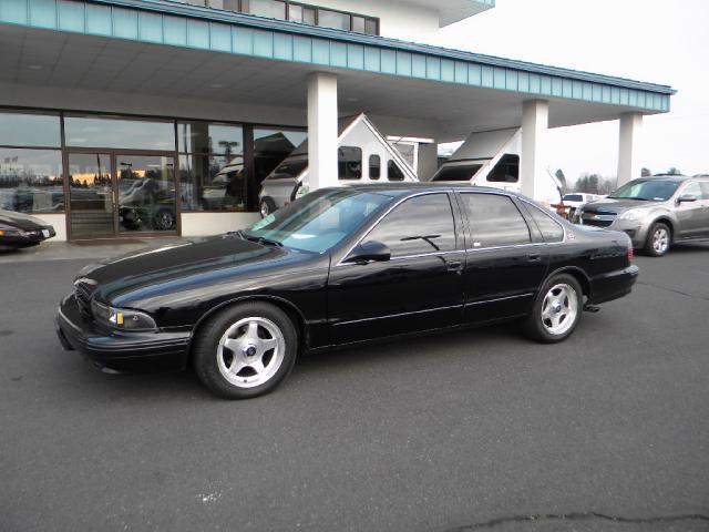 1996 Chevrolet Caprice Classic Deer Park, WA