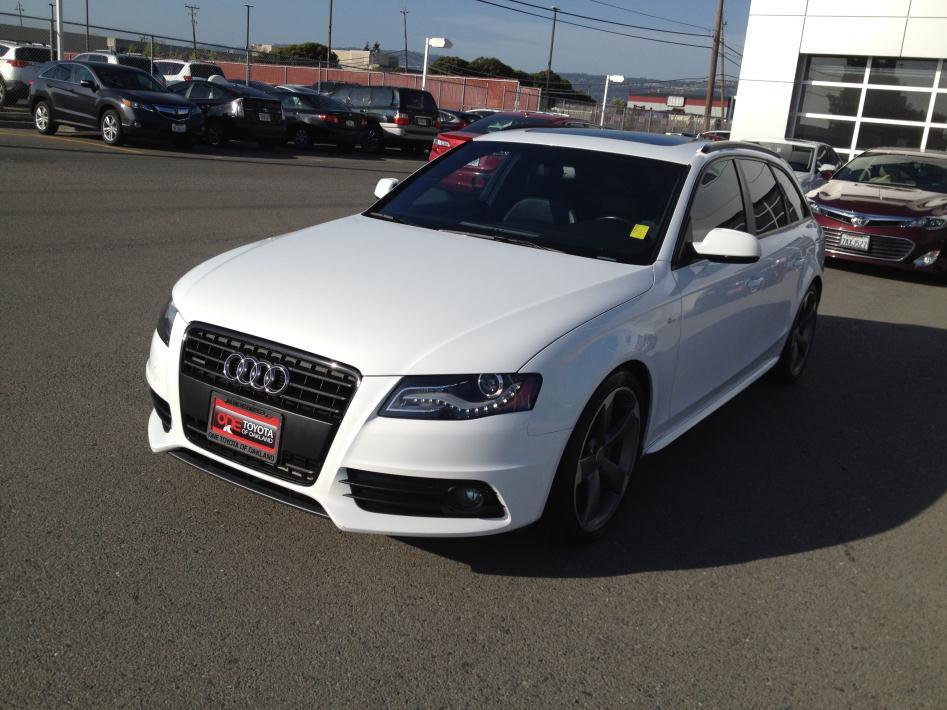 2012 Audi A4 2.0T Premium Oakland, CA
