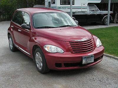 Chrysler : PT Cruiser Base Wagon 4-Door 2008 chrysler pt cruiser