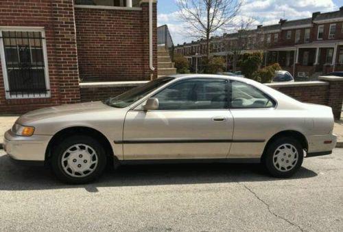 Honda : Accord black 1994 honda accord lx