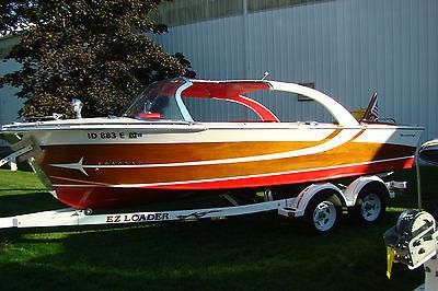 1961 Century Coronado Gull Wing W/Removable T-Tops.  Classic Beauty.  Look!!!