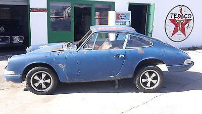Porsche : 912 912 Coupe 1967 porsche 912 coupe body new mexico barn find project 911 parts car