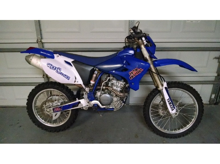 2006 Yamaha Wr250f Motorcycles for sale