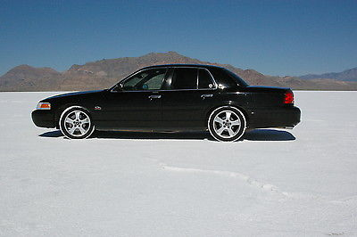 Ford : Crown Victoria LX Sport 2001 ford crown victoria kenny brown p 2 panther supercharged