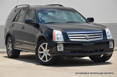 Cadillac : SRX 2004 cadillac srw lth htd sts s roof 61 k low miles 499 ship