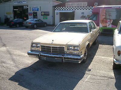 Buick : Electra LIMITED 1977 buick electra limited survivor no rust drive anywhere