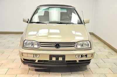 Volkswagen : Cabrio GLS 1999 volkswagen cabrio gls conv warranty