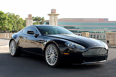 Aston Martin : Vantage V8 Sport Shift 2009 aston martin vantage v 8 brilliant black metallic sportshift