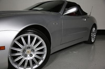 Maserati : Spyder Cambiocorsa GT 2002 maserati spyder cambiocorsa gt v 8 convertible low miles grey red black
