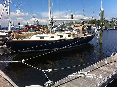 36 ft Cape Dory Cutter Rig Sailboat