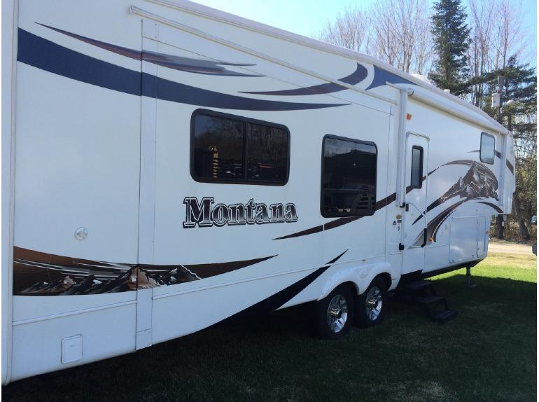 2009 Keystone Montana 3655RE