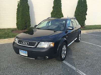 Audi : Allroad Base Wagon 4-Door 2003 audi allroad quattro base wagon 4 door 2.7 l