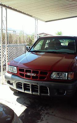 Isuzu : Rodeo LS Sport Utility 4-Door 2000 rodeo reddish brown