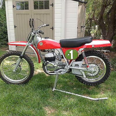 Bultaco : PURSANG 1970 bultaco pursang full ground up restoration