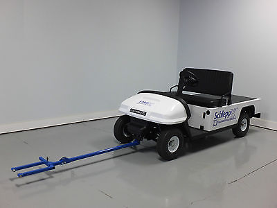 SchleppX Aircraft FBO Tow Vehicle - Universal Fit Tow Bar!  Front or Rear Tow!